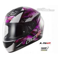 KASK LS2 FLUTTER WHITE PURPLE rozm L - flutter_white_purple_01.jpg