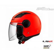 KASK LS2 AIRFLOW MATT ORANGE S - grafnet_kask_ls2_airflow_orange_matt.jpg