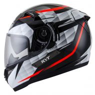 KASK KYT VENOM DIAMOND z blendą XL - kyt_venom_diamond_white..jpg