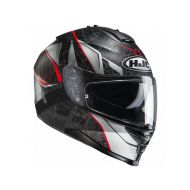 Kask HJC IS-17 Daugava Black/Red M PINLOCK + BLENDA - pol_pl_kask-integralny-hjc-is-17-daugava-102958_1.jpg