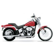 SOFTAIL SPRINGER 2001-2002 CZERWONY - softail-springer-2001-red.jpg