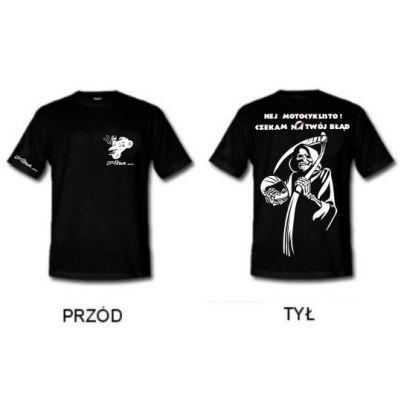 fb46d4146 Jesteś w: Sklep » KOSZULKI ODZIEŻ BUTY » Koszulki » Koszulka bawełniana z  nadrukiem » Koszulka bawełniana z nadrukiem FLEX 001